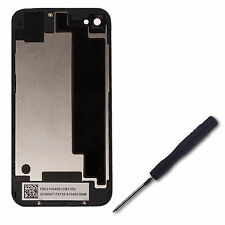 für original Iphone 4S Backcover Akkudeckel Schwarz Rückschalle Rückseite Tool
