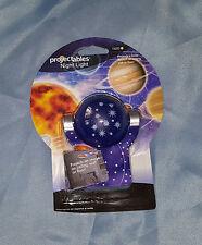 PROJECTABLES PLUG-IN LED LIGHT SENSING NIGHT LIGHT SOLAR SYSTEM GE JASCO  13220