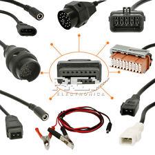 Conjunto Pack Set de Conectores Multimarca para Diagnósticos de Vehículos m112