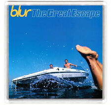 BLUR - THE GREAT SCAPE LP COVER FRIDGE MAGNET IMAN NEVERA