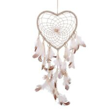 Traditional Handmade Dream Catcher with Feather Wall Car Hanging Ornament Decors