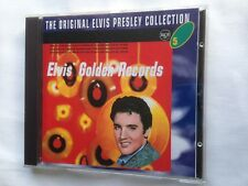 ELVIS PRESLEY - THE ORIGINAL CD COLLECTION VOL 5 - GOLD RECORDS VOL 1