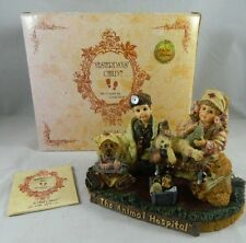 "Boyds Limited Edition Yesterdays Child ""The Animal Hospital"" 1st Month January"