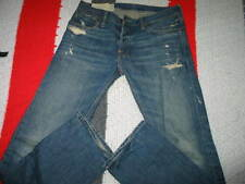 ABERCROMBIE AND FITCH REMSEN LOWRISE SLIM STRAIGHT MEN'S JEANS SIZE 31x32