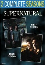 Supernatural: Season 9 And Season 10 [New DVD] Shrink Wrapped, 2 Pack, Back To