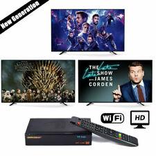 HD Set Top Box Player Wifi V8 Magic(DVB-S/S2&IPTV)TV Receiver DVB-S2 TwinTuner