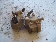 2003 YAMAHA GRIZZLY 660 4WD FRONT BRAKE CALIPERS LEFT RIGHT CALIPER PARTS REPAIR