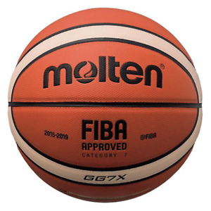 Molten Basketball GM7X Indoor / Outdoor Competition Streetbasketball NEU! OVP!
