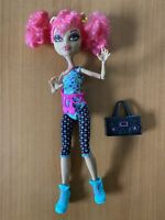 Howleen Wolf Dance Class Monster High Doll Boom Box Purse