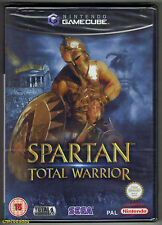 Gamecube Spartan: Total Warrior (2005), UK Pal, Brand New Factory Sealed
