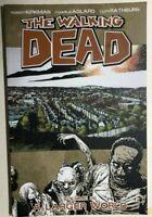 THE WALKING DEAD volume #16 A Larger World (2012) Image Comics TPB 1st VG+