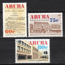 Dutch Antilles / Aruba - 1992 100 years postal service - Mi. 103-05 MNH