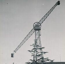 ESPAGNE c. 1950 -Manège Le Tibidabo Parc d'Attractions  Barcelone  - Div 10294
