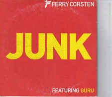 Ferry Corsten-Junk cd single