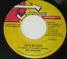 "7""/JAMAICA/MR. PERFECT/NAH VOTE/RED SQUARE/JAH IS MY LIGHT/Arrows Records"