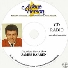 James Darren Radio Interview (5 Segments 35 minutes) CD
