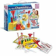 My First Chemistry Set Approved By Science Museum Clementoni Experiments TOY NEW