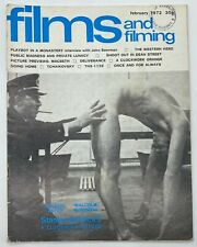 Films And Filming February 1972 Film Magazine Issue No. 209 A Clockwork Orange