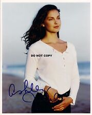 ASHLEY JUDD 8X10 AUTHENTIC IN PERSON SIGNED AUTOGRAPH REPRINT PHOTO RP