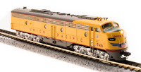 BROADWAY LIMITED 3628 N E9 A-unit UP 950A Yellow & Gray Paragon3 Sound/DC/DCC