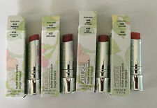 Clinique Butter Shine Lipstick Choose Shade NIB Pink Goddess, Raspberry Rush