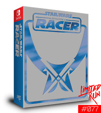 PRESALE Nintendo Switch - Star Wars Episode I: Racer Premium Edition lrg limited