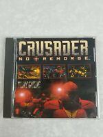 CRUSADER: NO REMORSE, PC Windows Computer Game CD