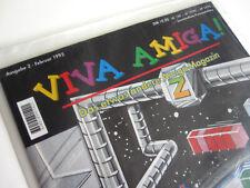 Amiga seltenes VIVA Commodore Amiga-Magazin von 1995 mit Diskette