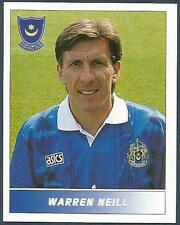 PANINI FOOTBALL LEAGUE 95 -#188-PORTSMOUTH-WARREN NEILL