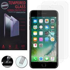 """2X Verre blindé pour Apple iPhone 7 Plus 5.5"""" véritable Film Protecteur D'écran"""