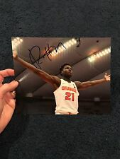 TYLER ROBERSON SIGNED AUTOGRAPHED 8 By 10 PHOTO SYRACUSE BASKETBALL SU COA