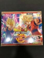 Dragon Ball Super TCG World Martial Arts Tournament Booster Box Factory Sealed