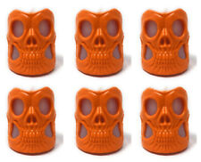PACK OF 6 Halloween Decoration Flameless LED Candle Battery Operated Light