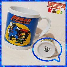 Petit Mug The Simpsons Bleu Homer et Bart super héros 2014 - Ref M2
