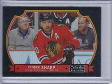 14/15 OPC Platinum Chicago Blackhawks Patrick Sharp Retro Black #23 Ltd #77/100