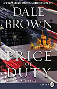 Price of Duty (Patrick McLanahan), Excellent, Brown, Dale Book