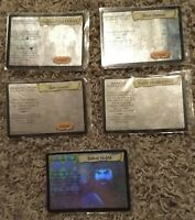 MASSIVE-Harry Potter Wizards of the Coast Trading Card Game TCG Lot~holos/rare
