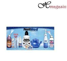 Neilmed Sinus Rinse 120 Pre Mixed Sachets, 60 Refill Sachets, 10 Refill Sachets
