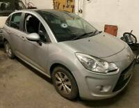 2010 CITROEN C3 VTR PLUS HDI 1.4 DIESEL £30 ROAD TAX DAMAGED SALVAGE 79K CAT N