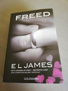 Freed - Darker - Grey von E L James