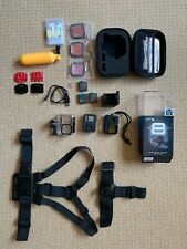 GoPro Hero 8 Black with Extra Batteries and Accessories