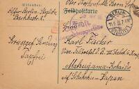 Japan: 1916: postcard Berlin, censor Postkontrolle Bern, to Matsuyama-Kokaido