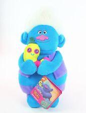"TROLLS plush BIGGIE 12"" soft toy Hug 'N Plush DreamWorks movie - NEW!"