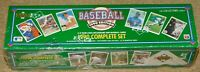 1990 UPPER DECK BASEBALL FACTORY SEALED SET - Includes High Numbers