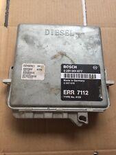 RANGE Rover Motore ECU P38 2.5 ERR 7112 BOSCH 99 a 02