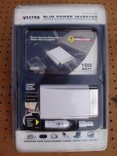 New listing Vector Slim Power Inverter 100 Watt Mobile Ac Power Vec415Co Brand New Nib