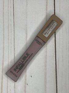 NEW - L'Oréal Infallible Pro MatteLiquid Lipstick - Les Chocolats- 842 CANDY MAN
