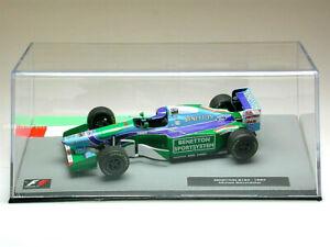 MICHAEL SCHUMACHER Benetton B194 - F1 Car 1994 - Collectable Model - 1:43 Scale