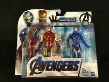"Marvel Avengers Iron Man & Marvel's Rescue Dual 6"" Action Figure New in Package"