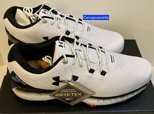 Under Armour Men's HOVR Drive GTX E Golf Shoes Wide Size 12
